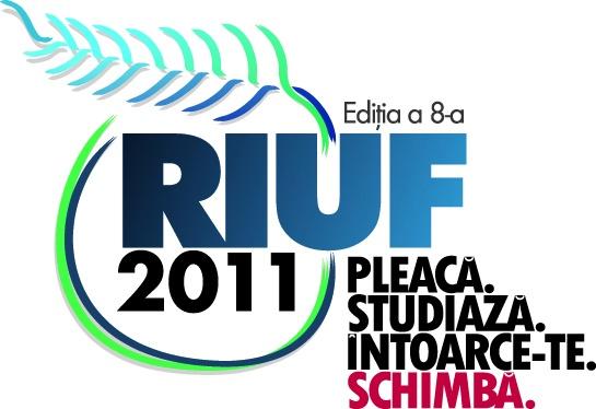 Logo RIUF 2011