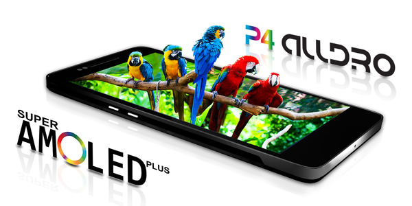 Super Amoled Plus AllView