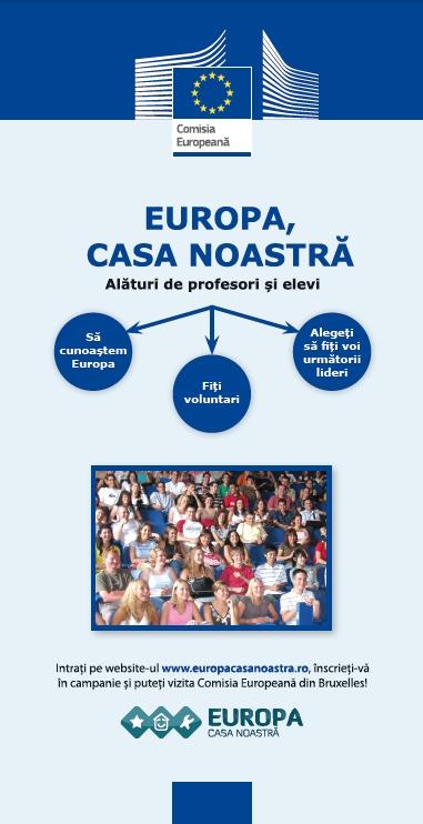 Europa, casa noastra