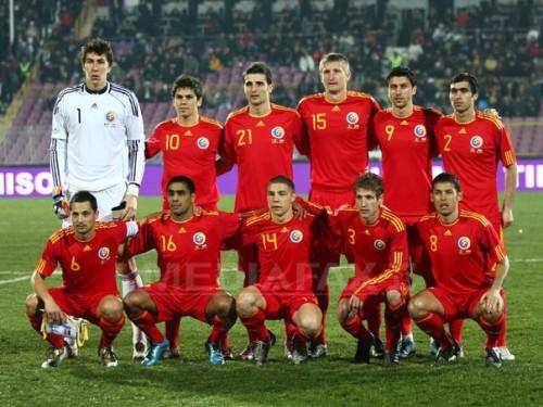 romania echipa fotbal