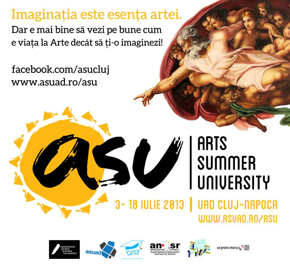 Arts Summer University