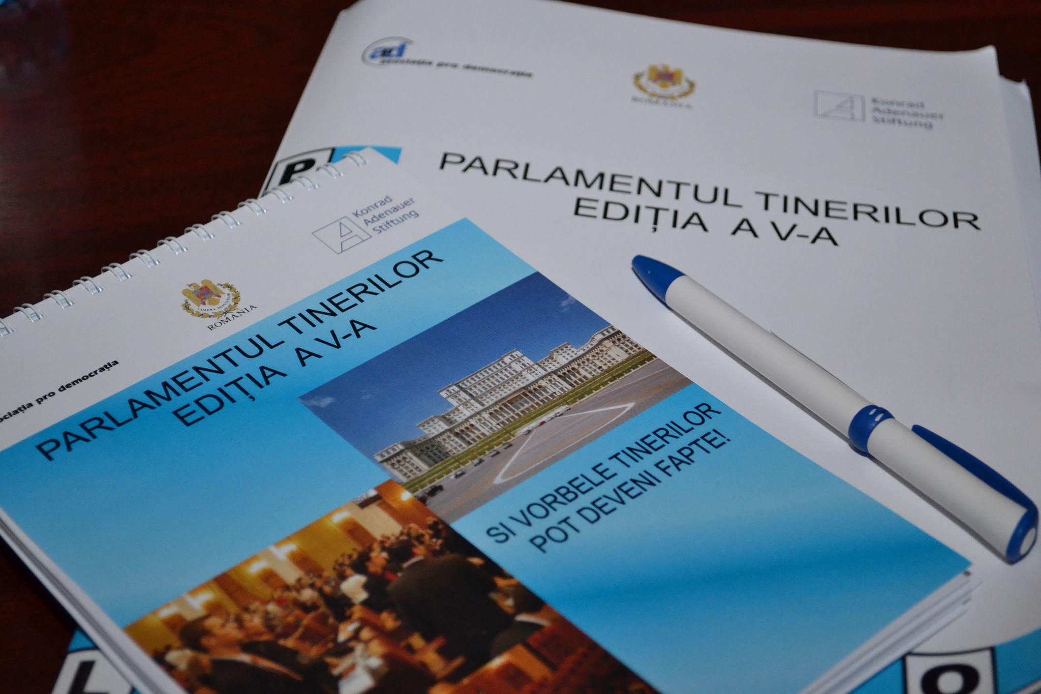 Parlamentul Tinerilor