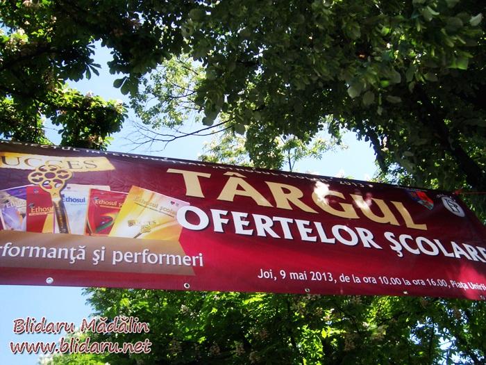 Targul Ofertelor Scolare 2013