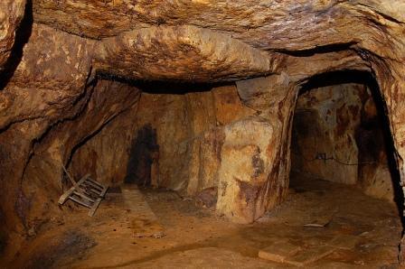 Rosia Montana Mining Landscape