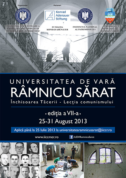 IICCR Universitate de vara Ramnicu Sarat