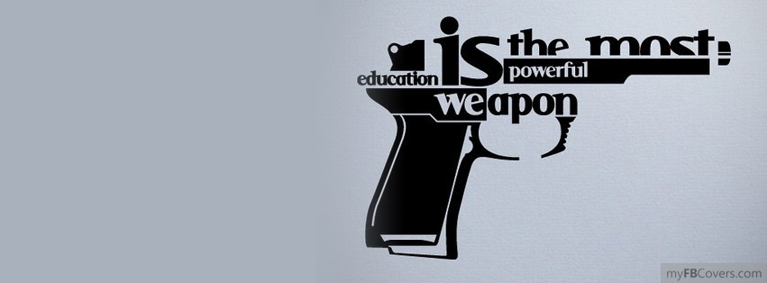 education-is-the-most-powerful-weapon