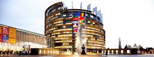 european parliament cover