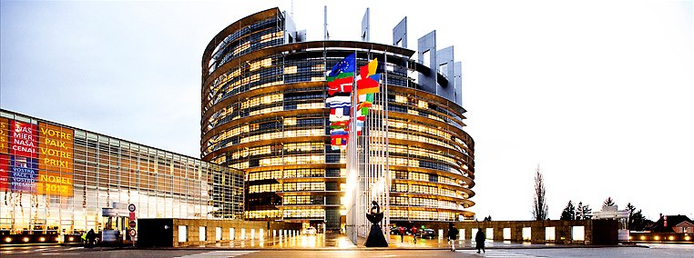 european parliament cover