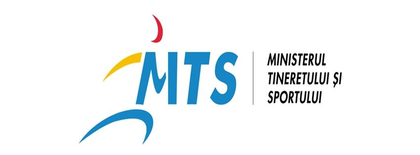 minjsterul tineretului si sportului cover sigla logo