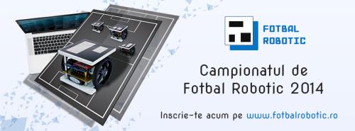 fotbal robotic