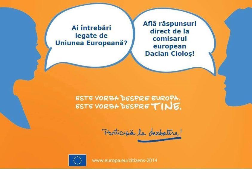 dialog cu cetatenii