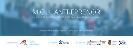 concurs de idei antreprenoriale