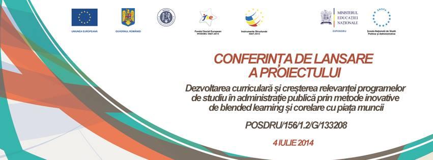 proiect facultatea de administratie publica