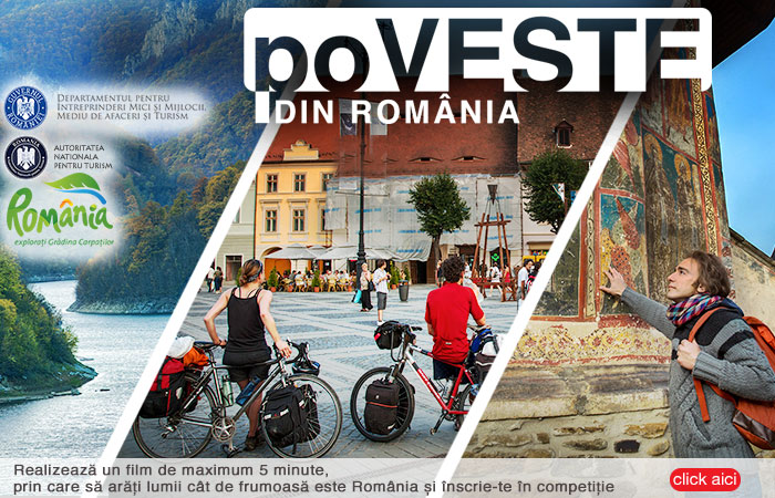 contest romania tourism