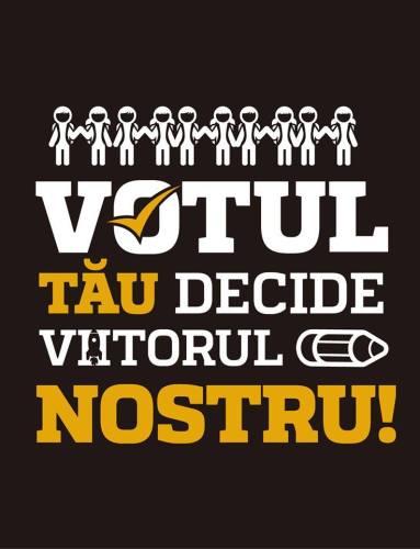 Vrei La Vot? Și Elevii Te îndeamnă Să Mergi La Vot