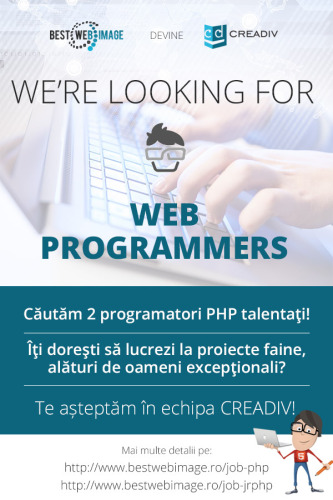 programmers wanted