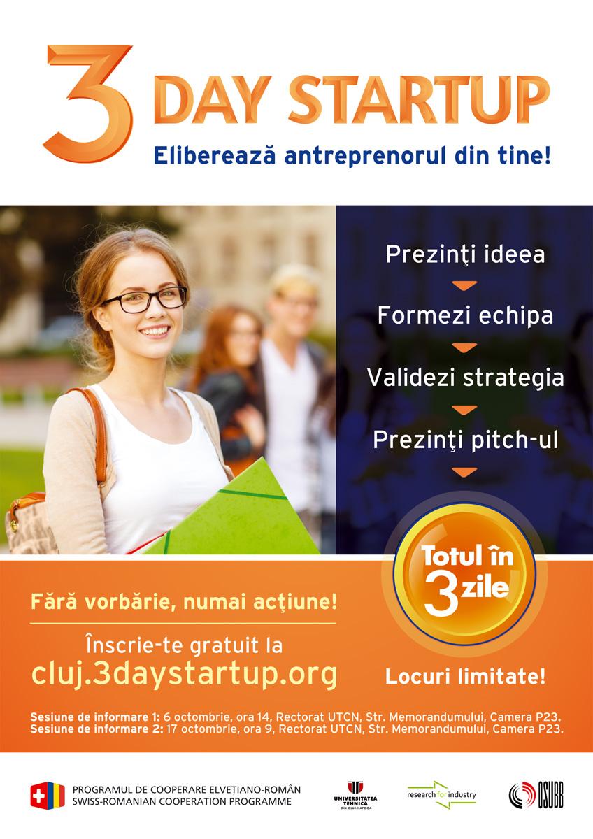 3D Startup Cluj Napoca