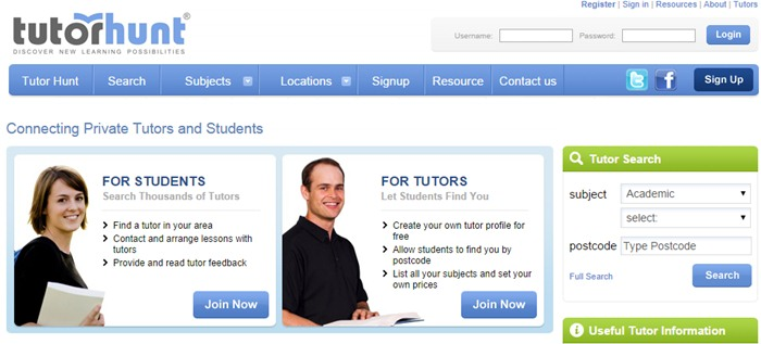 find tutor uk