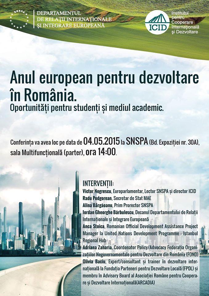 institutul pentru cooperare internationala si dezvoltare