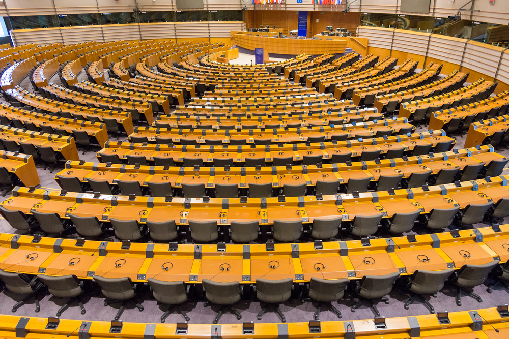 EU parliament house