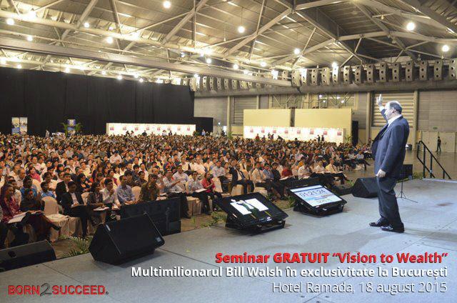 bill walsh at bucharest
