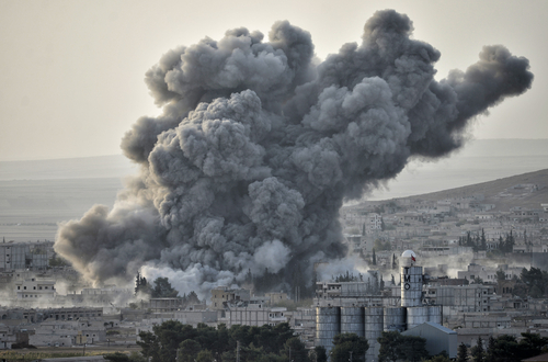 siria bomba oras