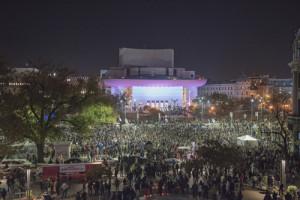 protest bucuresti universitate