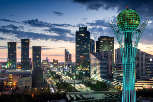kazakhstan astana