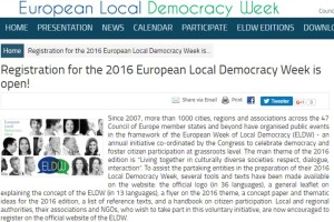 democratie locala