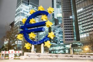 euro semn ecb