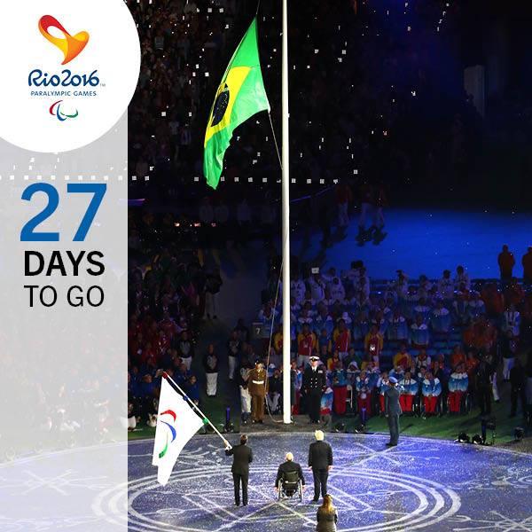 jocurile paralimpice rio 2016