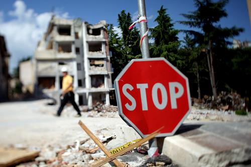 cutremur stop italia