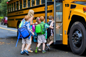 copii autobuz