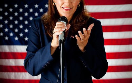 femei in politica