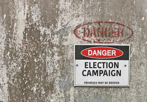 pericol campanie electorala
