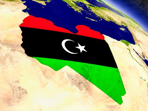 libia harta africa de nord