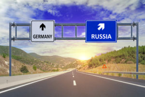 rusia germania directie