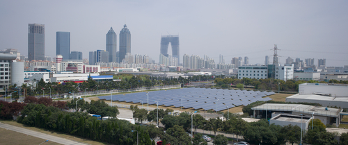 china fotovoltaice energie solara