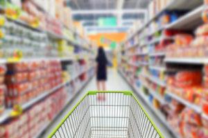 cart supermarket