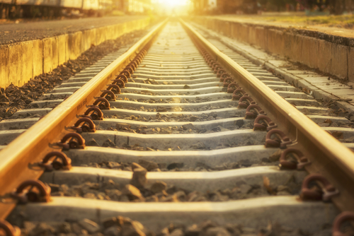 railway track sine cale ferata