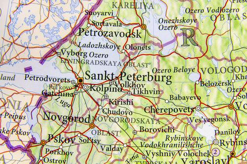 sankt peterburg russia