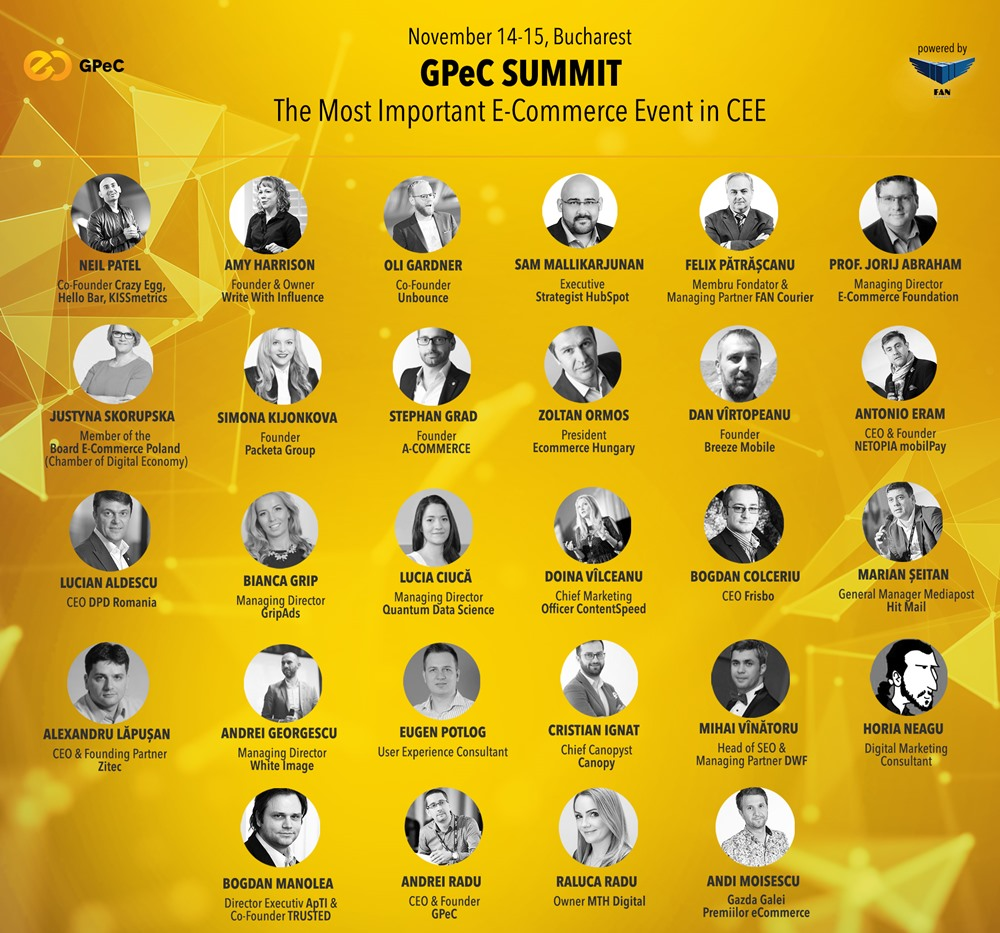 GPeC Summit line-up