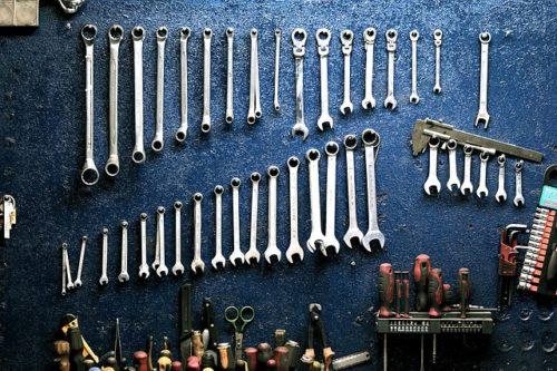 chei unelte atelier mecanic