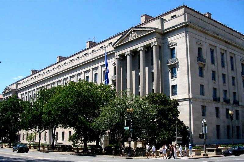 robert f kennedy doj building washington dc