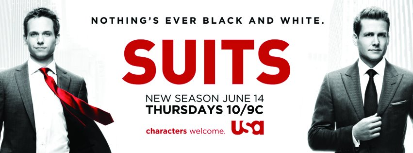 suits-drama-series on USA Network