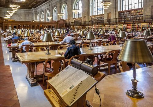 biblioteca tineri studenti