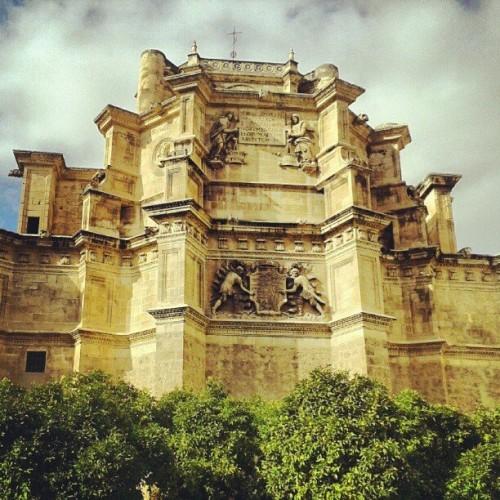 monasterio granada