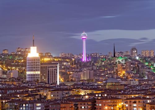 ankara tower turcia