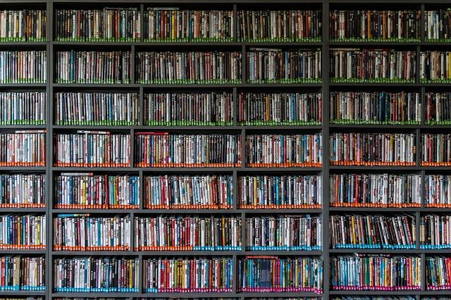 biblioteca colectie