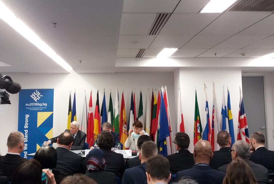 consiliul UE bulgaria lansare bucuresti